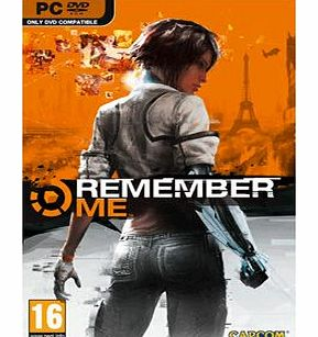 Remember Me on PC