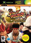 Street Fighter Anniversary Collection Xbox
