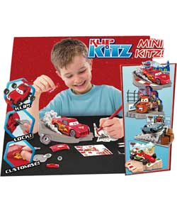 Disney Pixar Cars 2 Klip Kitz Mini Kitz Assortment