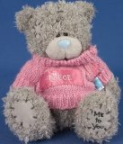Me to You - 6` Niece Pink Jumper Bear