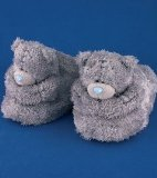 Me To You Bears Tatty Teddy Slippers Size 5 to 7 (One Size)