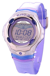 Baby-G Aqua Metallic Lilac Watch BG170/6AVER