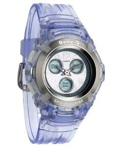 Baby G Ladies Combi Watch