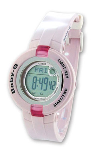 Baby-G Metallic Pink Watch BG1200/4AVDR