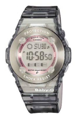 Baby G Watch with World Time BG 1302 8ER