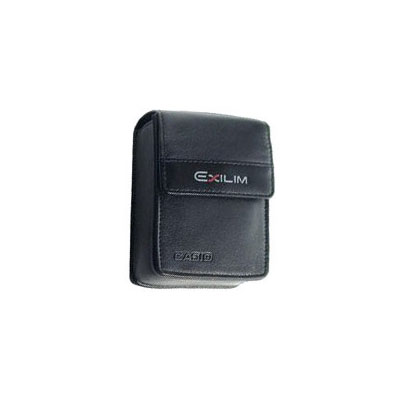 Casio EX-ZCASEL1 leather case for Exilim Zoom