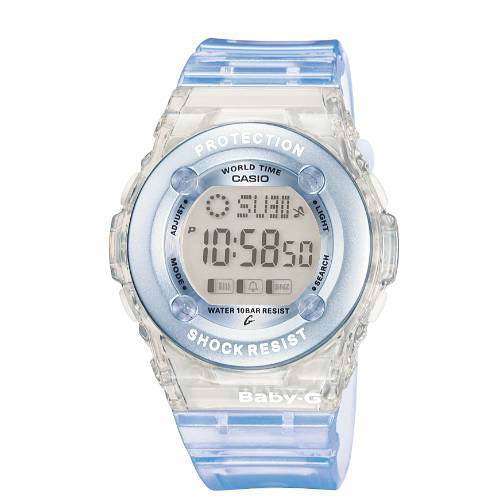 Ladies Baby G Watch World Time BG 1302 2ER