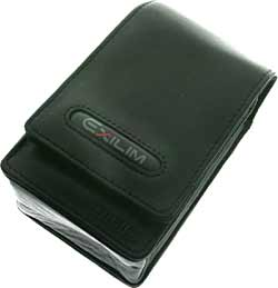 casio Leather Case for Exilim Pro EX-P600 and P700 Digital Cameras - EX-PCASE1