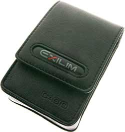Casio Leather Case for the EX Digital Cameras Series - EXZ-CASE1