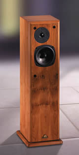 Pembroke Floorstanding Speakers Black Ash