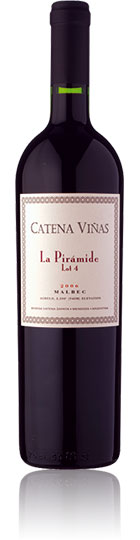 La Pirámide Single Vineyard Malbec