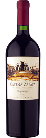 Zapata Nicasia Single Vineyard Malbec 2006
