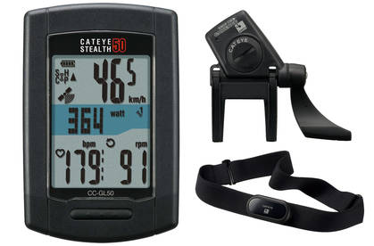 Stealth 50 Ant+ Gps Cycle Computer -