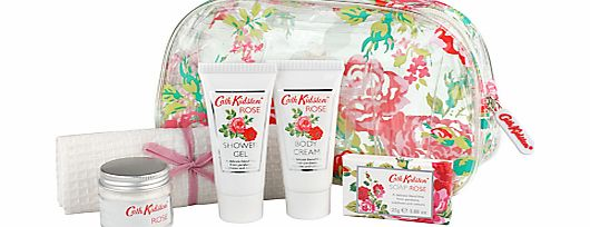 New Rose Bath  Body Gift Bag