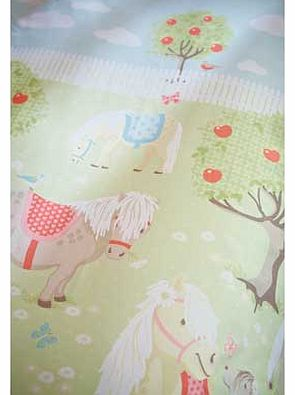 Pony Duvet Set - Single
