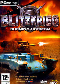 Blitzkrieg Burning Horizon PC