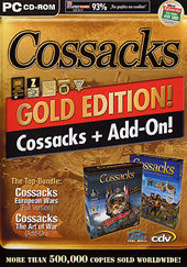 Cossacks Gold Edition PC