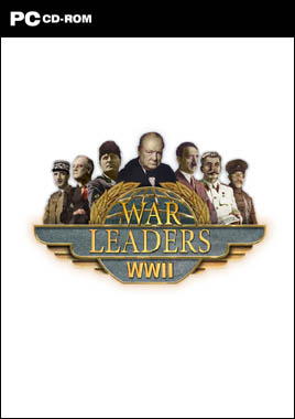 War Leaders WWll Clash of Nations PC