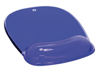 CE Crystal gel wrist support and mouse pad with