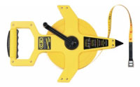 Ck 100 Metre / 330 Feet Surveyors Tape Measure