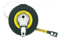 Ck 30 Metre / 100 Feet Steel Tape Measure