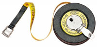 Ck 50 Metre / 165 Feet Fibre Glass Tape Measure