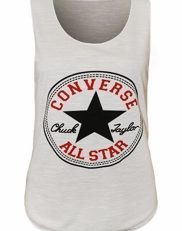 CELEB LOOK NEW WOMENS LADIES SLEEVELESS ALL STAR PRINT T-SHIRT VEST TOP W-35 (M/L (UK 12-14), BLACK)