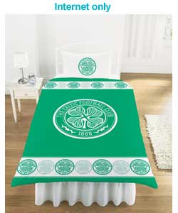 Celtic Border Duvet Set - Single