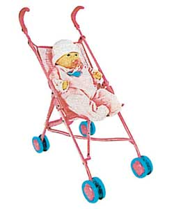 Baby To Love Dolls Pushchair