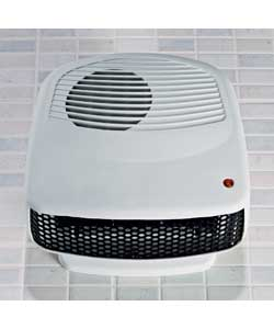 challenge 2.4kW Bathroom Fan Heater