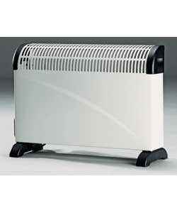 Challenge 2kW Convector and Timer Heater