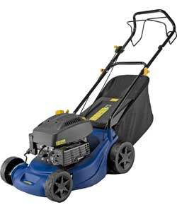 Challenge Xtreme 40cm SP Petrol Rotary Lawnmower