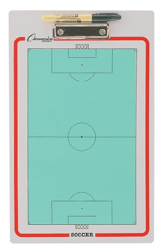 Dry-Erase Soccer Clipboard