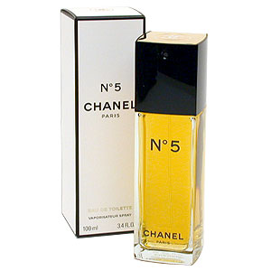 chanel no 5 edt spray size 100ml perfume review compare prices buy online. Black Bedroom Furniture Sets. Home Design Ideas