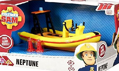 Character Options Fireman Sam Neptune Boat