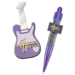Hannah Montana Musical Pen And Pad