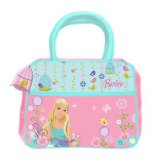 Barbie Premium Handbag Style Insulated Lunch Bag