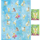 Disney Fairies Tinkerbell Gift Wrap and Tags