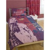 Hannah Montana Secret Star Single Duvet Set