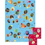 In The Night Garden Gift Wrap and Tags (2 of each)
