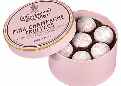 Pink Champagne Truffles, 275g