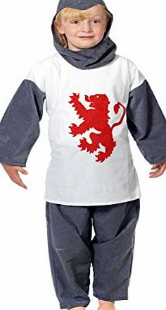 Charlie Crow Braveheart White Knight costume for kids 4-6 Years
