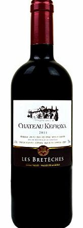 Les Breteches Red 75cl, Chateau Kefraya, Lebanese Fine Red Wines