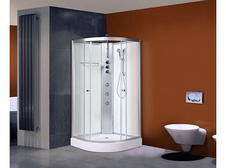 Alto 03 Quadrant Shower Cabin
