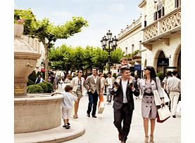 Outlet - La Roca Village Shopping Day