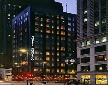 Monaco cheap hotels for Hotel monaco chicago