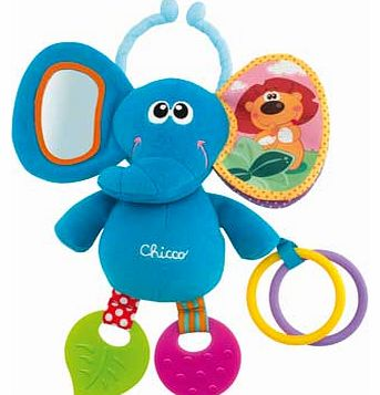 Baby Senses Activities Elephant