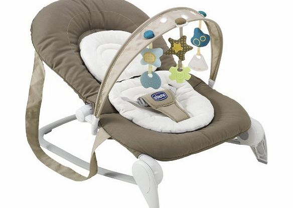 Chicco Hoopla Baby Rocker - Natural