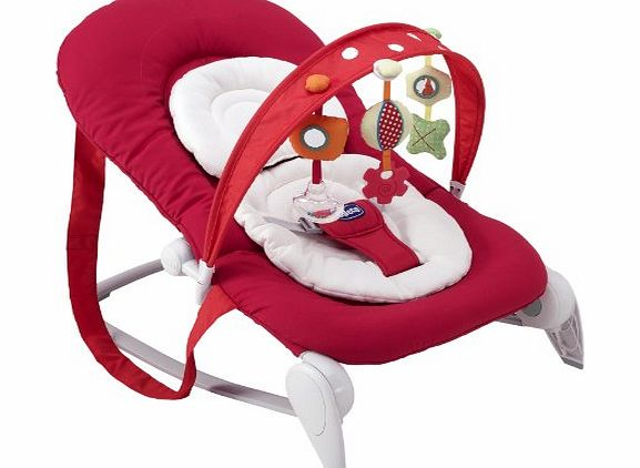 Chicco Hoopla Bouncer (Red Wave)