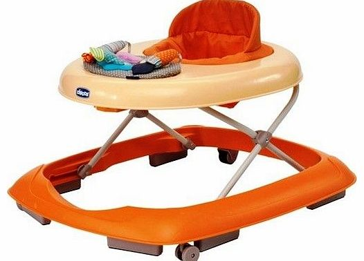 Paint Baby Walker in Orange 2014